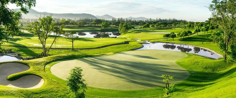 Hua Hin Black Mountain GC
