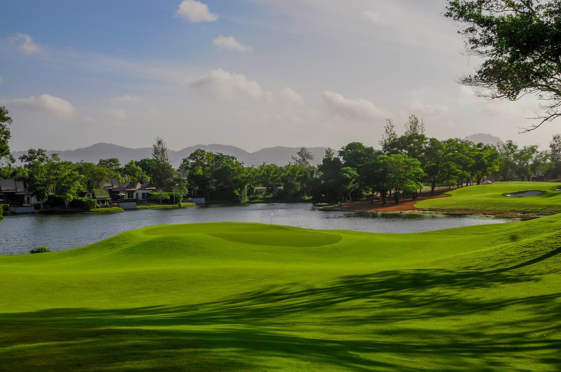 Banyan Tree Phuket Laguna Golf