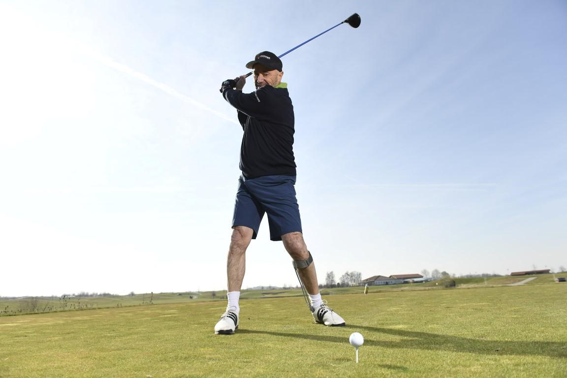 ottobock golf Arthrose