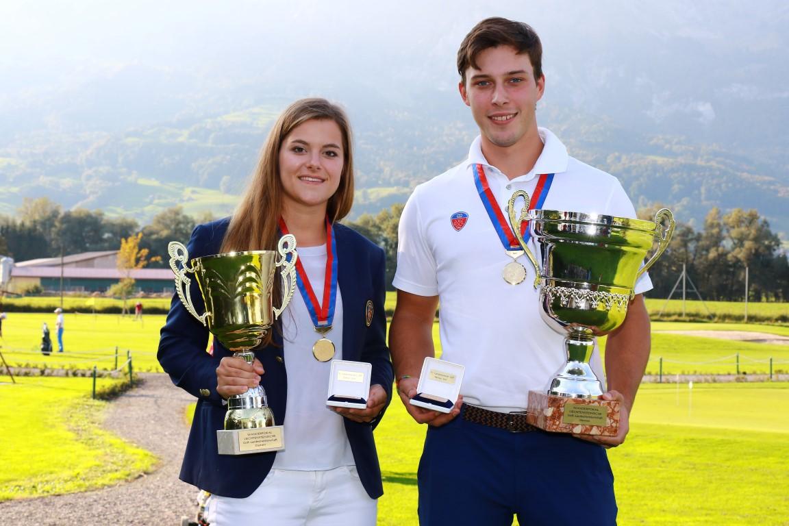 Golf Landesmeisterschat Liechtenstein 2017