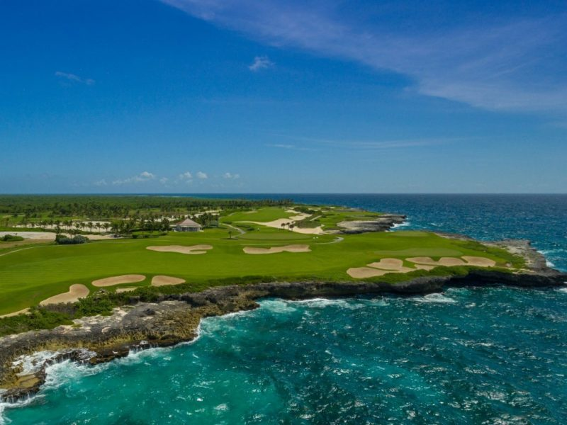 Corales Golf Course Dominikanische Republik