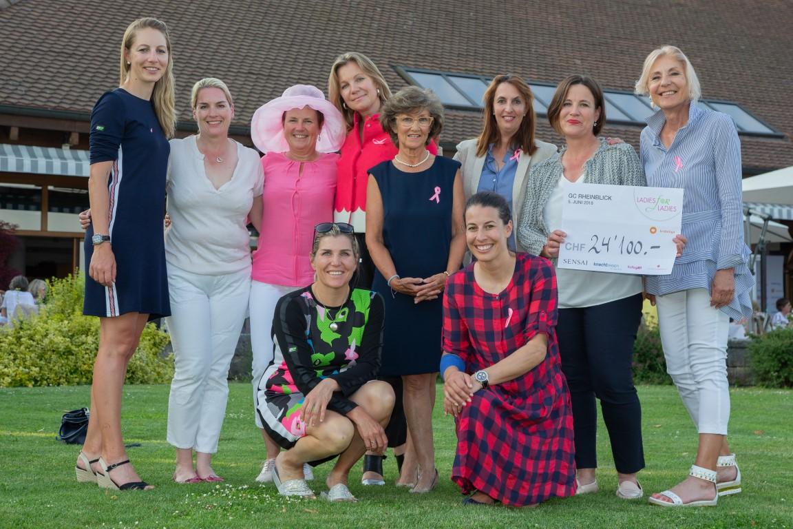 Ladies for Ladies Matronatskomitee-Rheinblick-2018