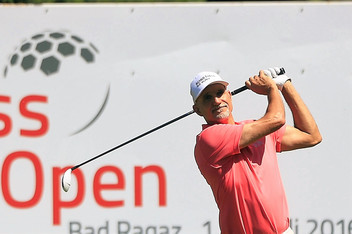 Swiss Seniors Open André Bossert