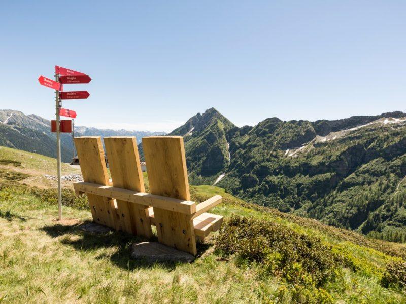 Edelweiss - die schönsten Aussichten der Schweiz